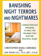 how to stop night terrors in adults